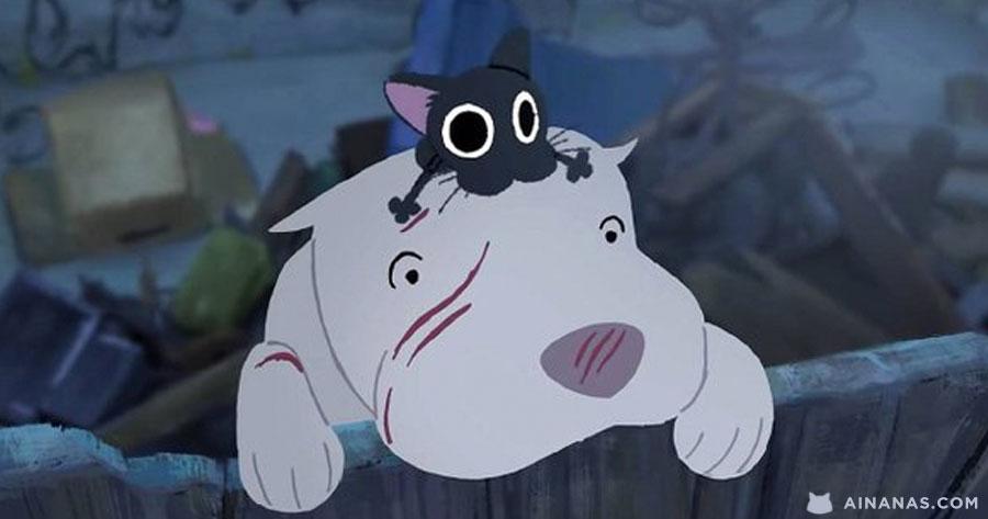 KITBULL: pixar leva às lágrimas quem gosta de animais