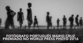 Português Premiado no WORLD PRESS PHOTO