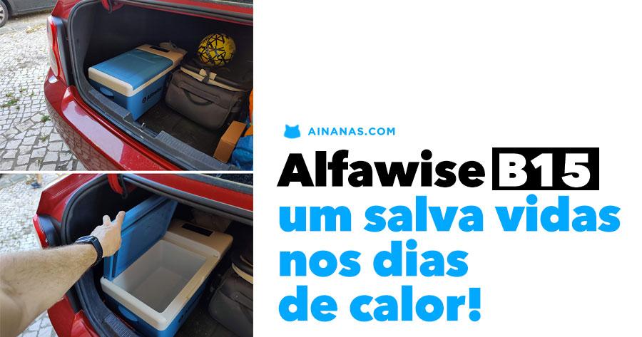 Alfawise B15: um salva vidas nos dias de calor!