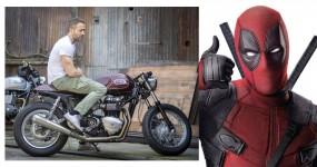 Ryan Reynolds: Estrela de DEADPOOL Mostra a sua Nova Mota e é SWEET