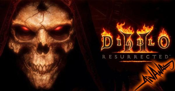 DIABLO II regressa para uma nova geração
