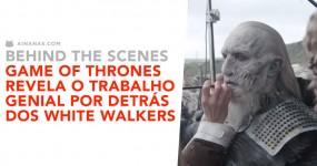 Conhece o trabalho do GÉNIO que faz as Máscaras usadas em Game of Thrones