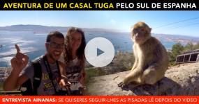 Casal Tuga Conta-nos Tudo Sobre Aventura no SUL DE ESPANHA