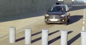 Honda faz o impossível (ilusões de optica)