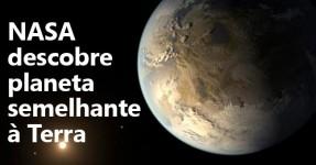 Nasa Encontra Planeta Como a Terra em Zona Habitável