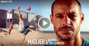 Madjer – História de um Campeão do Mundo