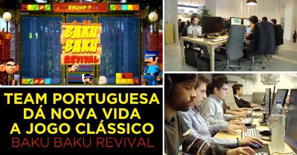 BAKU BAKU: Team Portuguesa dá nova vida ao Clássico!