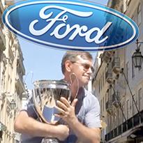 Ford Lança Campanha Genial em Lisboa!