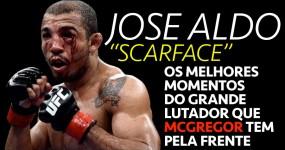 JOSE ALDO: Vê o Lutador que o McGregor vai Enfrentar