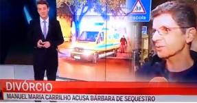 Bárbara e Carrilho: Piores que o Pessoal das Barracas