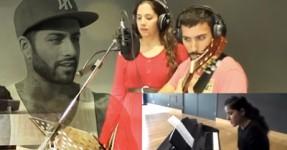 """Môce dum Cabréste faz cover de """"Bandido"""""""