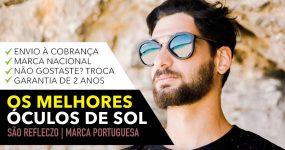Os MELHORES Óculos de Sol Nacionais: Envio à Cobrança