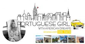 Uma Rapariga Portuguesa com Sonhos Americanos