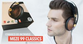 MEZE 99 CLASSICS: Puro luxo auditivo