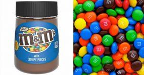 M&M's lança creme de chocolate para concorrer com a Nutella