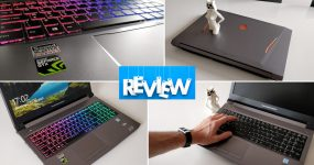 ThundeRobot ST Plus REVIEW: Portátil para Gaming
