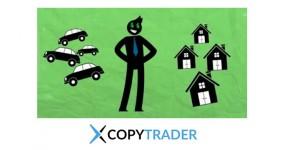 Ganha Dinheiro a Copiar Traders Profissionais