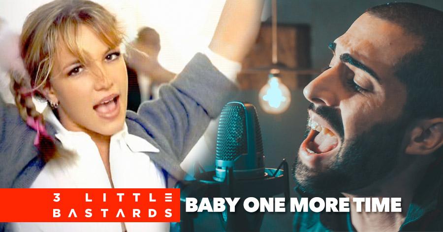 Três Bastardos Tugas ATIRAM-SE À BRUTA à Britney Spears