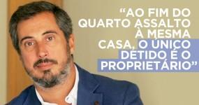 Ex-Deputado do PSD detido após Assalto à Própria Casa