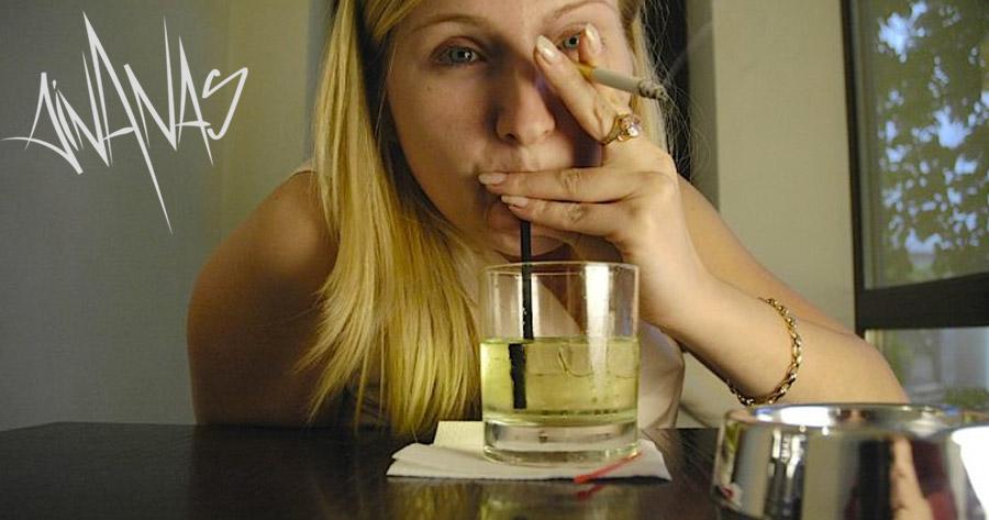 Quem tem OLHOS AZUIS tem mais tendência para ser alcoólico