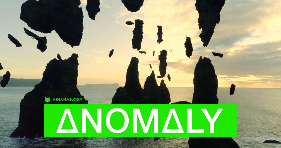 ΔNOMΔLY combina paisagens épicas com efeitos especiais. O resultado é mágico!