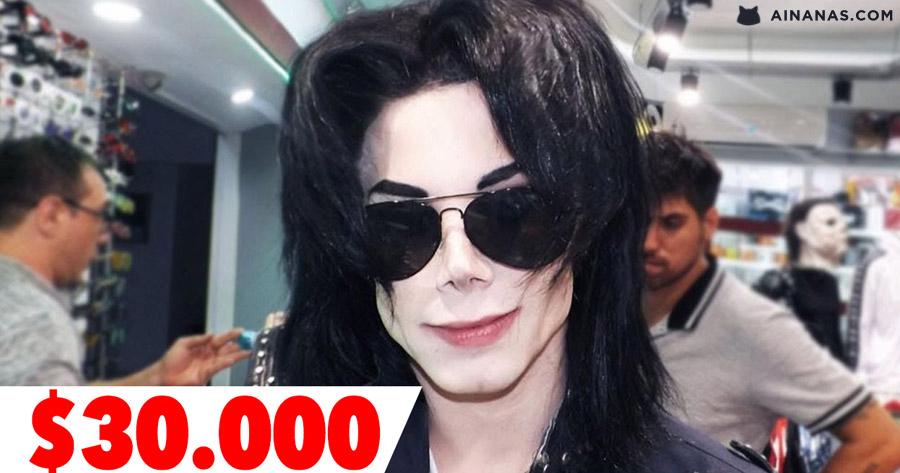 Já gastou mais de 30 MIL para ficar igual ao Michael Jackson