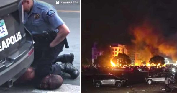 Tumultos nos EUA após polícia matar afro-americano desarmado