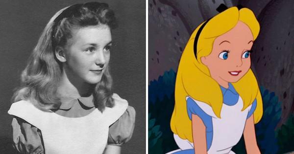 """Conhece a Rapariga que Walt Disney Escolheu para dar vida a """"Alice no País das Maravilhas"""""""