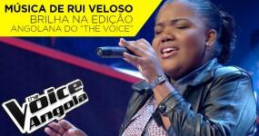 Música de RUI VELOSO Brilha no The Voice Angola