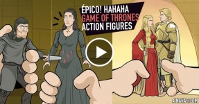 ÉPICO Actions Figures de Game of Thrones