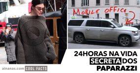 24 Horas na VIDA SECRETA dos Paparazzi