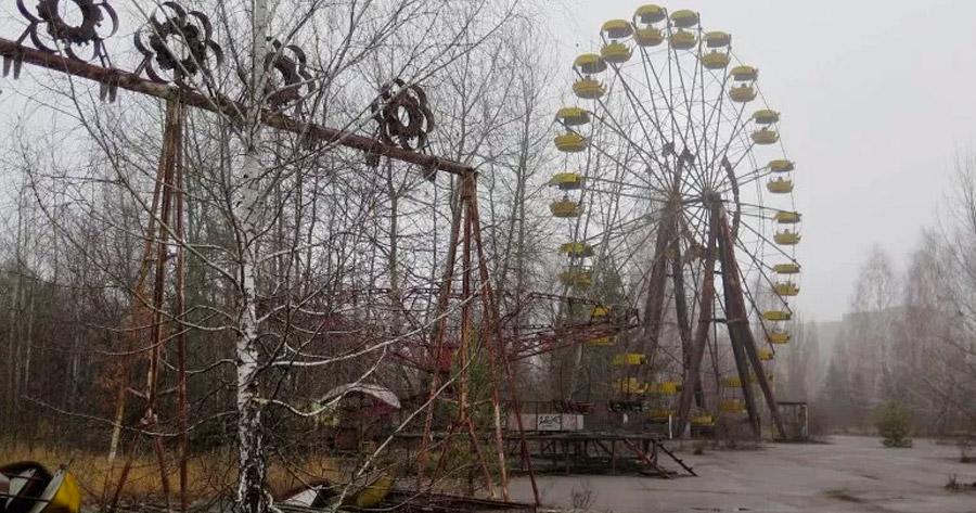Ucrânia encontrou uso perfeito para Chernobyl