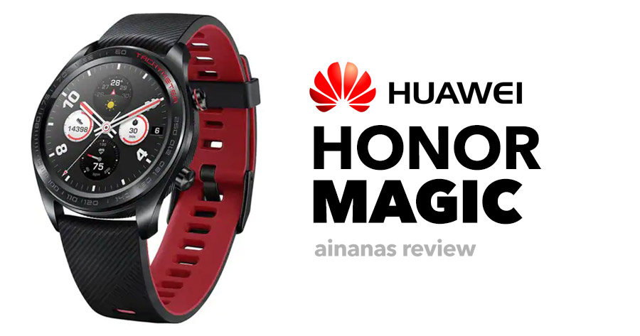 HUAWEI HONOR MAGIC: Smartwatch review
