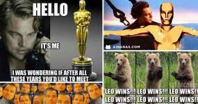 Os Melhores Memes de DiCaprio DEPOIS de Ganhar o Oscar