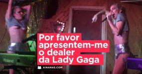 FRITANÇO: Lady Gaga Surpreende fãs em Londres com Performance de Estreia