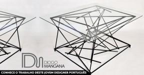DIOGO MANGANA: Designer Português Apresenta RAÍZES