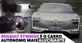 RENAULT SYMBIOZ é o carro autónomo mais ALUCINANTE que já viste!