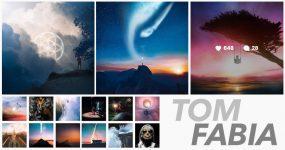 Passa-te com os mundos maravilhosos de TOM FABIA