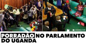 PORRADÃO no Parlamento do Uganda