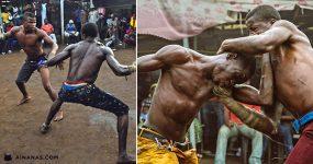 """DAMBE: o """"fight club"""" africano não é para meninos"""