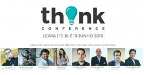 THINK CONFERENCE: Os Melhores do Marketing Digital vão Estar em Leiria dias 18 e 19 de Junho