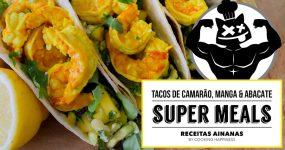 RECEITAS AINANAS: Deliciosos Tacos de Camarão