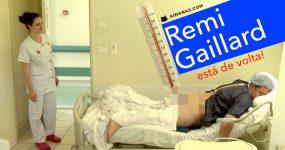 """Remi Gaillard está de volta com """"EMERGENCIAS MEDICAS"""""""