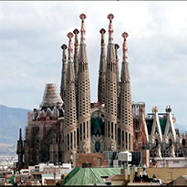 Vê a Catedral da Sagrada Familia em 2026