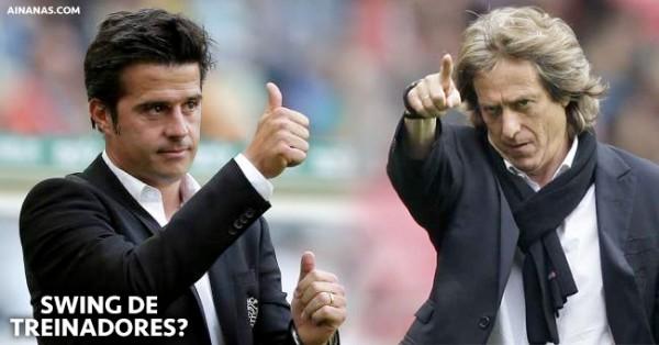 Benfica pensa em Marco Silva para o lugar de Jesus