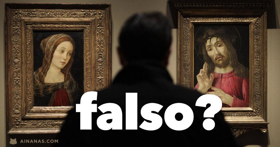 Peritos revelam como DETETAM FALSIFICAÇÕES