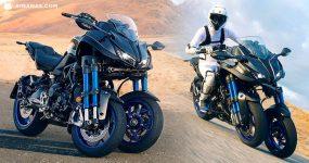 YAMAHA quer revolucionar a forma como andas de mota com a Niken