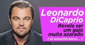 Leonardo DiCaprio Admite ser um GAJO AZARADO