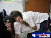 Fotos Secretas de Meninas Colegiais Chinesas