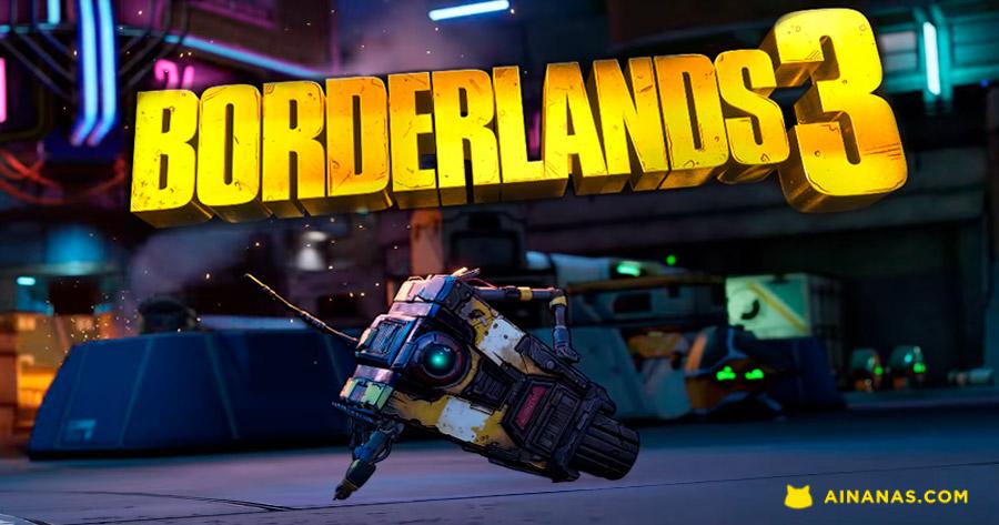 Borderlands 3 foi anunciado e vem com 1 bilião de armas!
